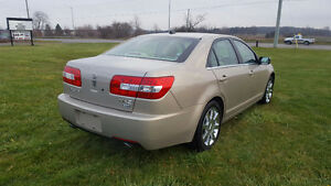 FULLY LOADED 2008 Lincoln MKZ AWD $8995 + HST PRICED TO SELL London Ontario image 3