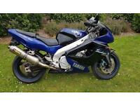 Yamaha YZF 1000R Thunderace PX Swap UK Delivery Anyuthing considered