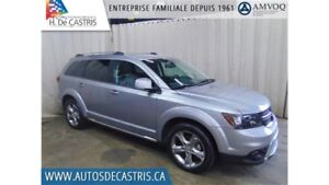 Dodge Journey CROSSROAD*AWD, NAVI, CUIR, CAM DE RECUL 2016