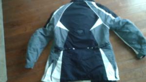 Manteau pour moto