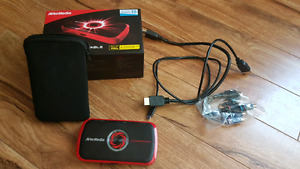 Portable game capture card