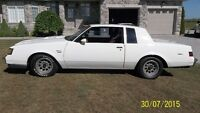 Buick Regal T Type Grand National