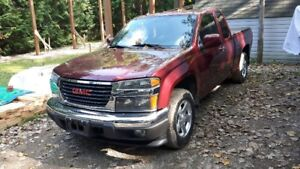 2009 GMC Canyon For Sale.
