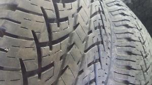 Bridgestone Duellers 275/65/18