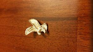 Sterling Silver Eagle Pendant