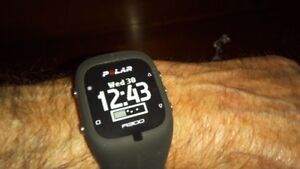 Polar fitness and activity tracker