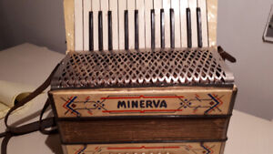 Accordian.  Rare antique in great condition