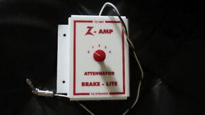 atténuateur pour amplificateur Z-amp Brake lite