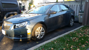 2012 Chevy Cruze LOW KMS