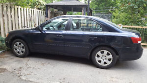 2006 Hyundai Sonata - As is