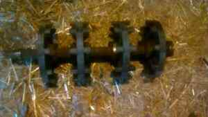 Polaris drive axles
