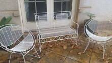 Fantastic 60's retro style three piece patio setting Crafers Adelaide Hills Preview