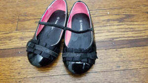 Baby Toddler girl dress shoes size 6