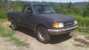 1997 Ford Ranger 5 speed