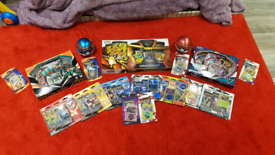 Pokemon Card Unopened Collection