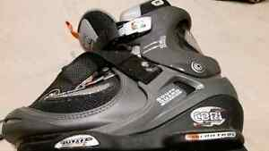 Size 8 rollerblades mint