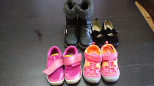 10 dallars for all size 8 brand name