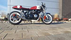 Cafe Racer, Bobber/Tracker built w/Your Bike! Stock Restos!