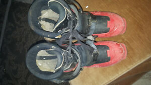 Down hill and ski mountain 9.5 to 10 mens boots combi Kastingers