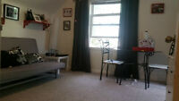 A Bright Private Room for Rent in North York (Yonge & Steeles)