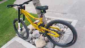 Rocky Mountain Flatline Pro top of the line DH