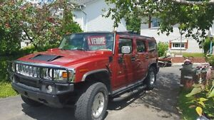 2003 GM Hummer H2 great condition