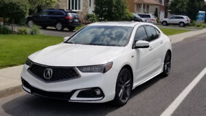 Acura TLX a-spec, technologie 2018 AWD