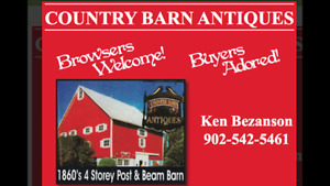 Antiques - Country Barn, Port Williams