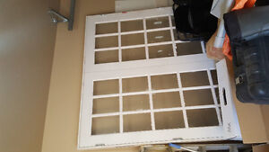 Interior French doors new