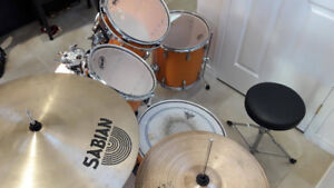 Ludwig Drums, Accent CS Jazz