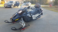 2011 Ski-doo Grand Touring LE 4-Tec 1200cc VERY LOW 195 KM's!