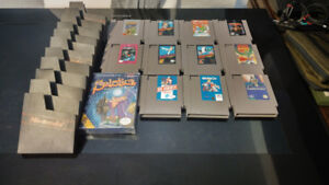 Lot of Various NES Games