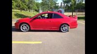 Need Gone - Red 2003 Honda Civic 2D