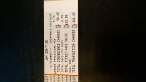 WHY DON'T WE - 3 concert tickets - HARD TICKETS $175 OBO