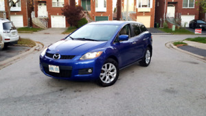 2007 Mazda CX-7 AWD 1st. Owner E-TESTED