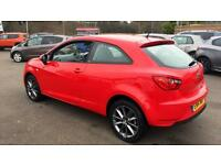 2014 SEAT Ibiza 1.2 TSI I TECH 3dr Manual Petrol Hatchback