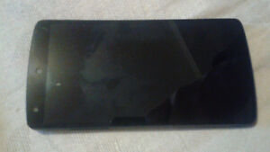 LG nexus 5 broken screen but no cracks