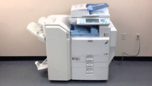 COLOR COPIER  -- $500 -- RICOH MP c4500 -- with finisher