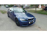 BMW 320D M Sport | 1 Pre Owner, FSH, Le Mans Blue