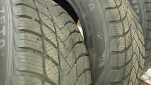 195/55/16 winter  tires only 3 Antractica 5 Gatineau Ottawa / Gatineau Area image 3