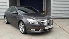 Vauxhall Insignia 2.0CDTi 16v ( 160ps ) 4x4 2011 SRi VX-Line Diesel In Grey