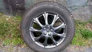 Single 16 inch wheel cover