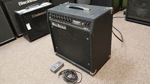 Mesa Boogie Studio 22 Plus, signed by founder Randall Smith