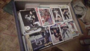 Hockey / Baseball Cards