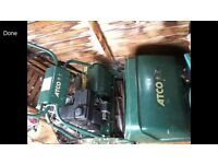 Atco cylinder mower b20e
