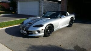 ONE OF A KIND - DODGE VIPER RT10 CONVERTIBLE