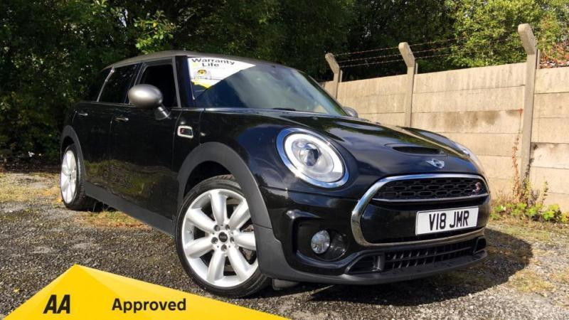 2016 Mini Clubman 20 Cooper S D 6dr With Sat Na Automatic Diesel