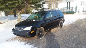 2005 Ford Focus zxw Familiale