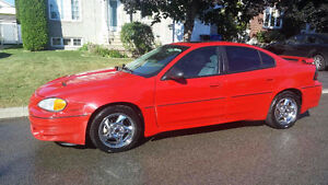 2004 Pontiac Grand Am ram air, 8 pneus, batterie neuve,