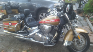 Well cared for Honda VTX 1300 included ULTIMATE SEAT